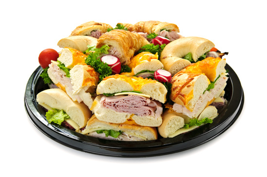 Lunch Time Sandwich Platters